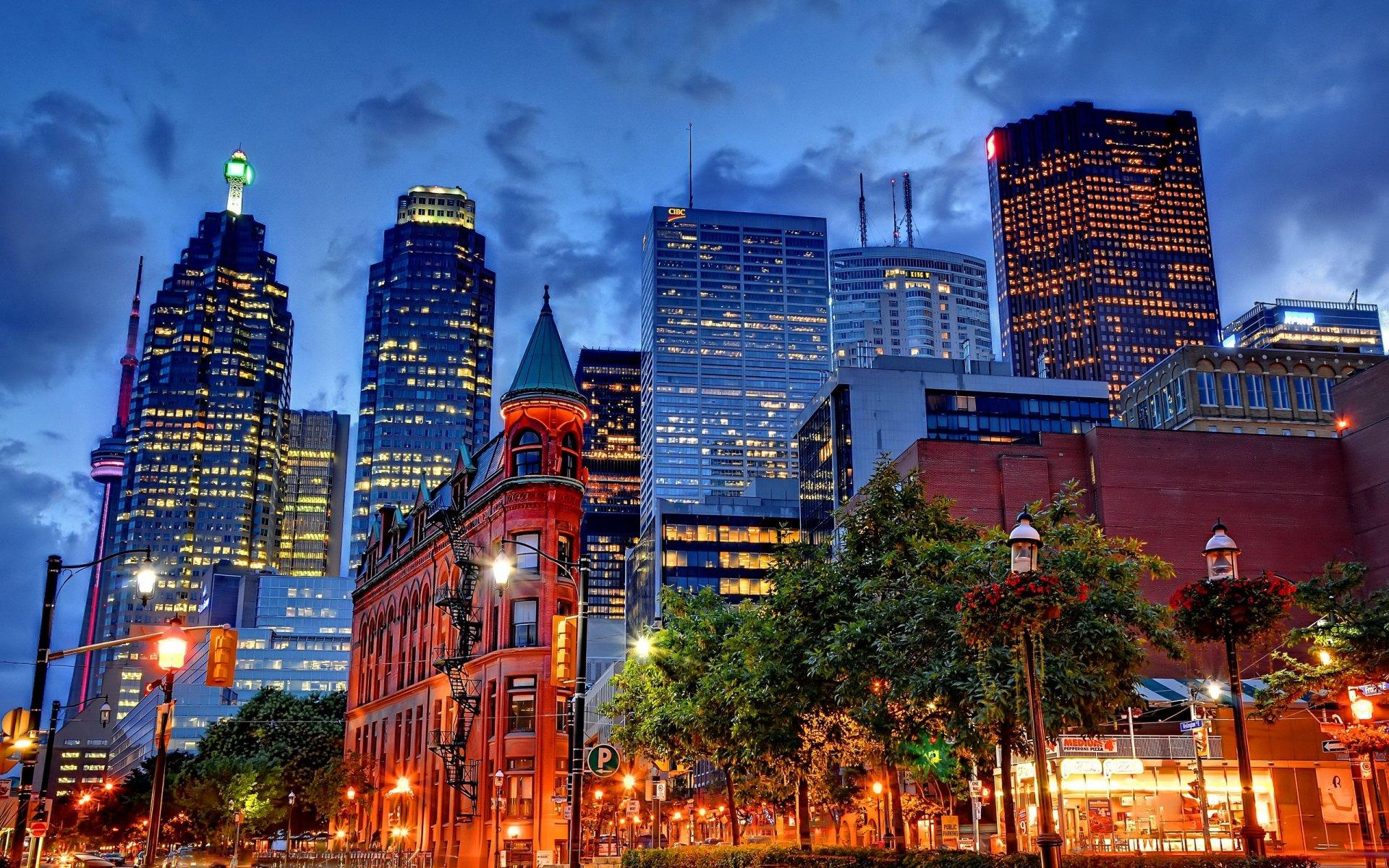 Рай для разработчиков находится в Торонто