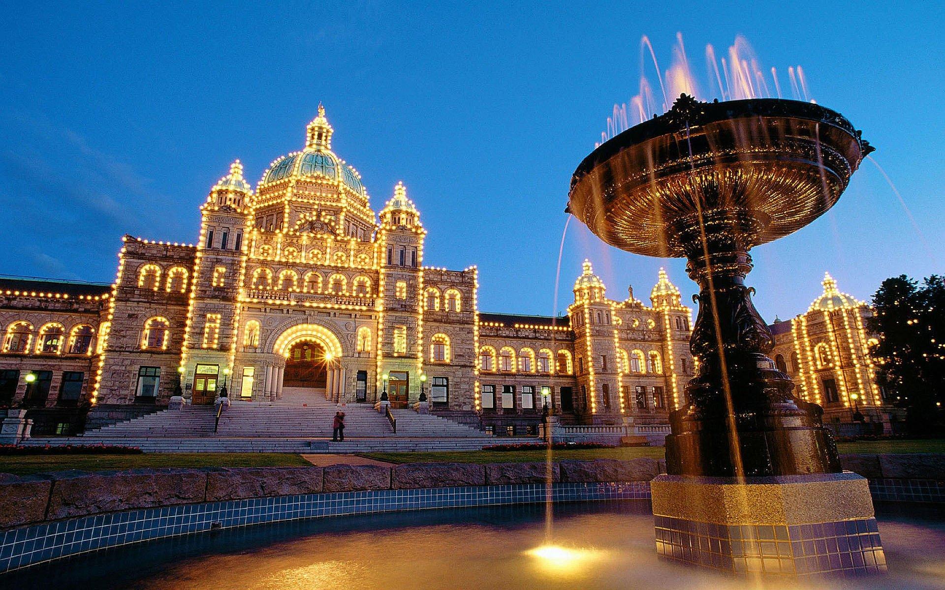 Канадский город Виктория – лучший для проживания представительниц женского пола