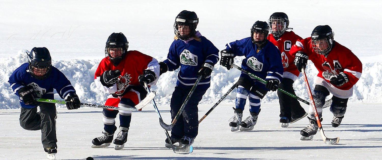 Хоккейные школы в Канаде